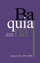 Anuario IX de Baquiana 135 x 211