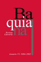 Baquiana VI 135 x 210